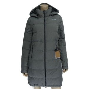 The North Face Metropolis Parka 3 - Heather Grey